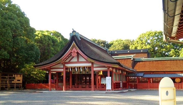 愛知県津島神社