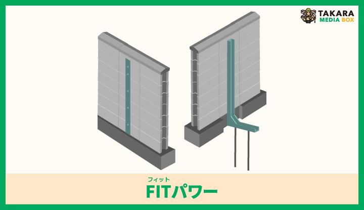 ブロック塀耐震化フィットパワー